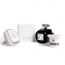 "Комплект ""Семья в безопасности"" (контроллер, датчик газа, датчик дыма, привод крана) MS-SET-04-GAS-SAFETY"