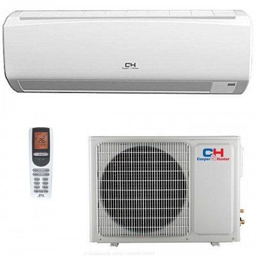 Кондиционер COOPER&HUNTER CH-S09FTXLA (ARCTIC INVERTER with WIFI) фото №4