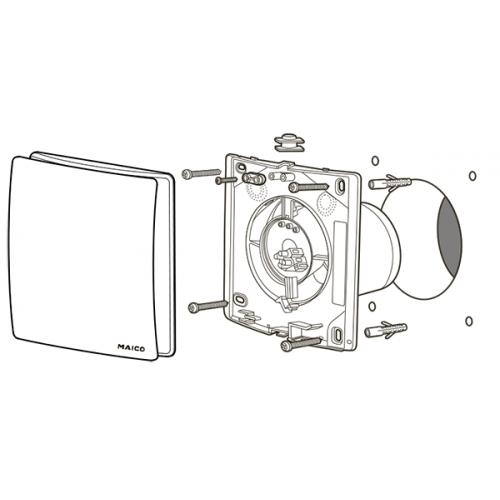 Вентилятор  MAICO AWB 120 HC фото №3